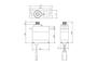 Savox - Servo - SW-0250MG - Digital - DC Motor - Waterproof - Metal Gear
